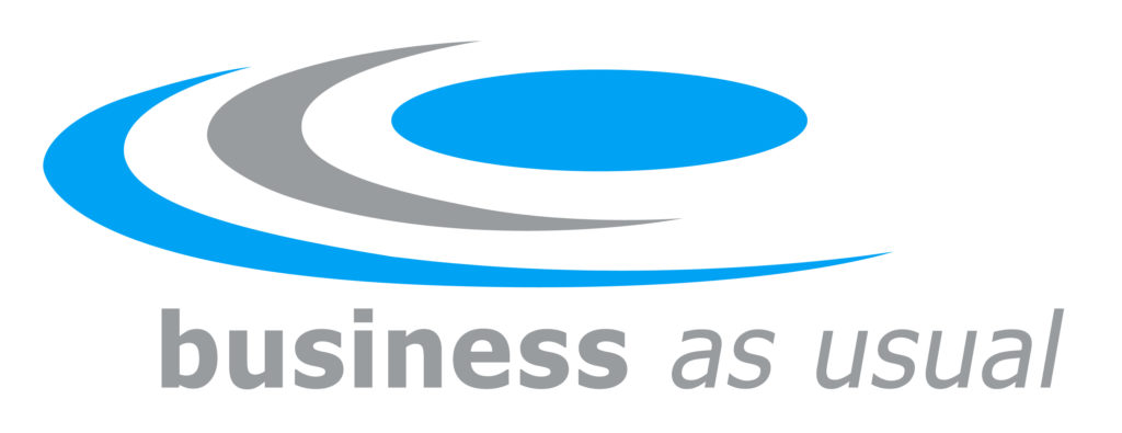 Business As Usual logo